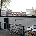 Amsterdam: Stay on a Houseboat near Rembrandt Square